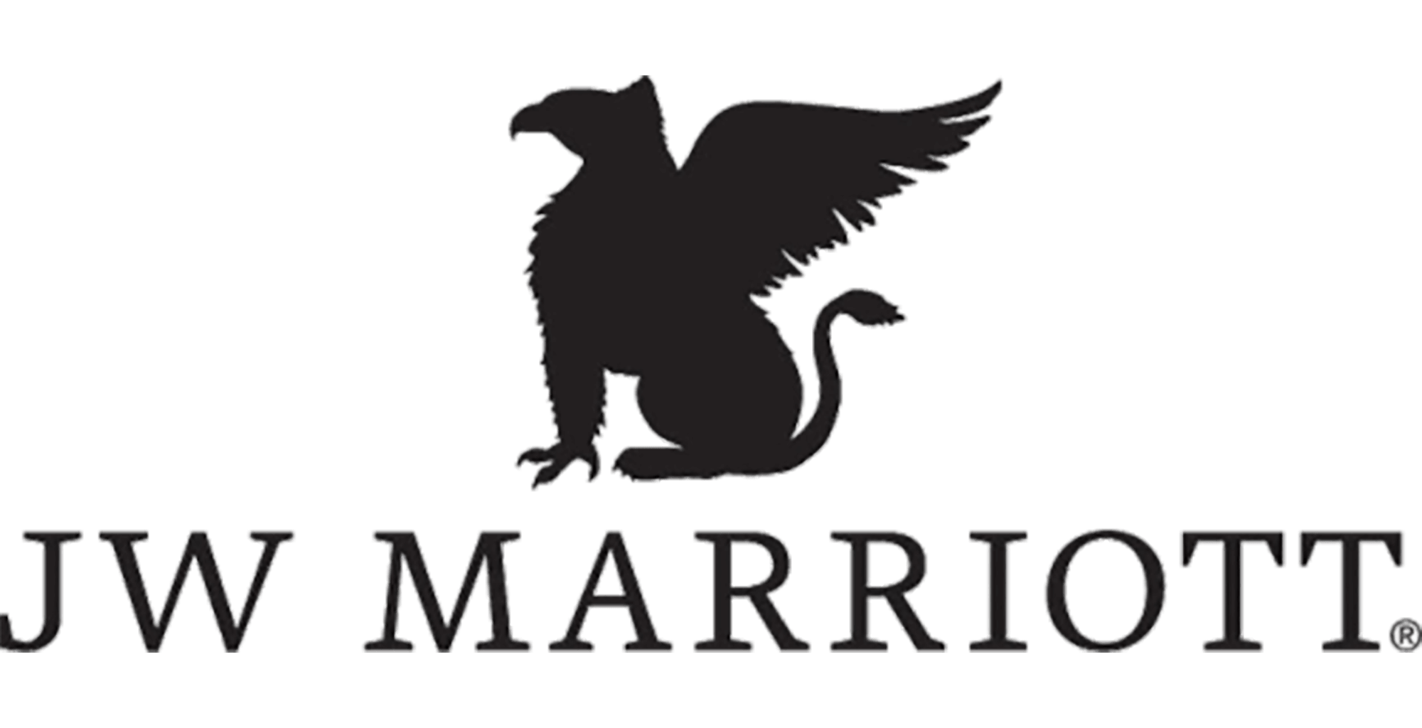 jw marriott hotel logo png black