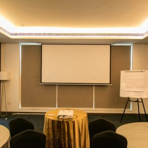 corporate press meet, audio visual, trade shows, corporate event management