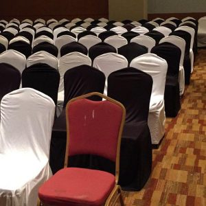 chairs, corporate seminar, conference