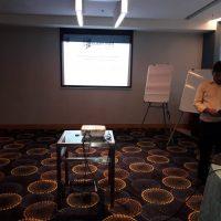 projector seminar office