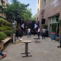 corporate musical concert, live show