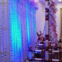 wedding backdrop, wedding planner, wedding decoration, flowers, event management, lights