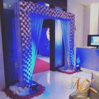 wedding entrance, wedding planner, wedding decoration, flowers, event management, lights