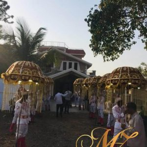 baraat, wedding planner, wedding management in pune