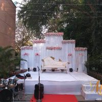 wedding stage, wedding planner, musical, short and sweet wedding